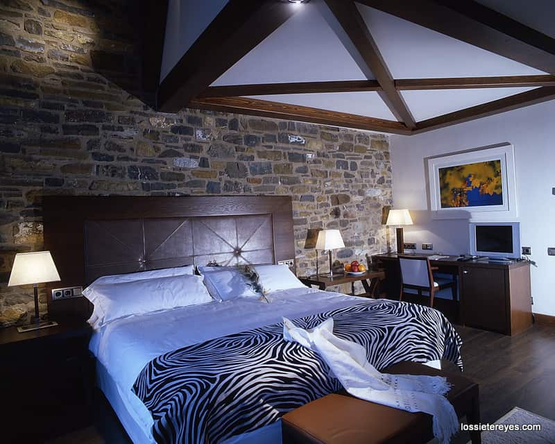 Hotel Los Siete Reyes Habitación Fortun I