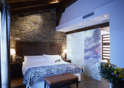 Hotel Los Siete Reyes Habitación Fortun el Monje
