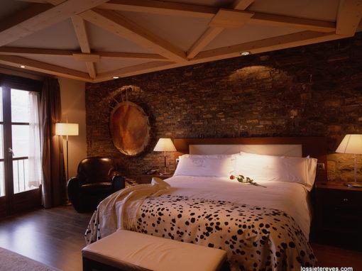 Hotel Los Siete Reyes Habitación Garci Iñiguez