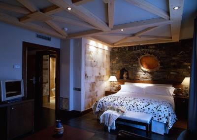 Hotel Los Siete Reyes Habitación Garci Ximenez
