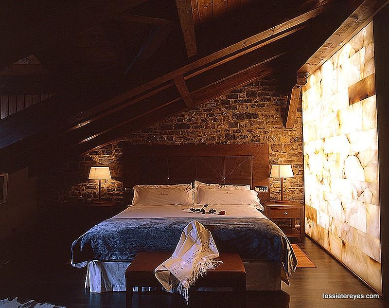 Hotel Los Siete Reyes Habitación Iñigo Arista